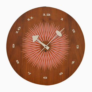 Mid-Century Wall Clock by George Nelson for Howard Miller