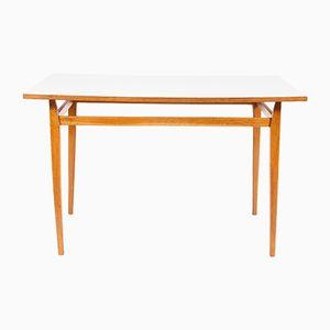Vintage Minimalist Wooden Table