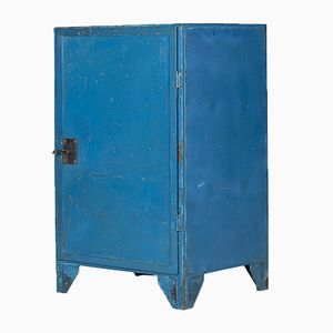Small Industrial Tool Cabinet, 1950s
