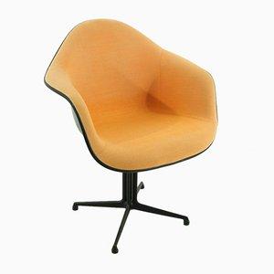 Vintage Terrakotta La Fonda Sessel von Charles & Ray Eames für Vitra