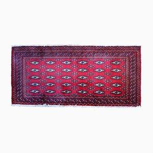 Handgefertigter Turkmenischer Vintage Tekke Teppich, 1970er