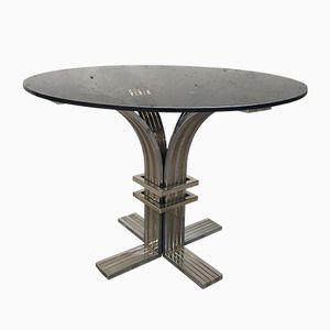 Table d'Appoint ou Table de Salle à Manger par Romeo Rega, 1970s