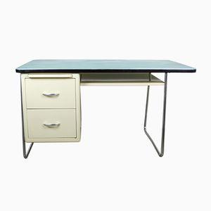 Metal Desk from Mauser Werke, 1950s