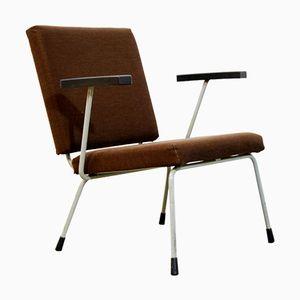 Mid-Century Modell 415/1401 Armlehnstuhl von Wim Rietveld für Gispen, 1950er
