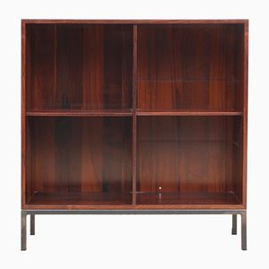 Mid-Century Small Bookcase in Rio Rosewood