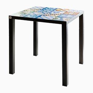 Quadro Table by Shirocco Studio, 2017