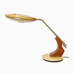 Spanish Swiveling Table Lamp from Fase, 1960s