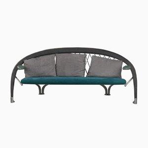 Italienisches Vintage Drei-Sitzer Sofa von Andrea Branzi für Cassina