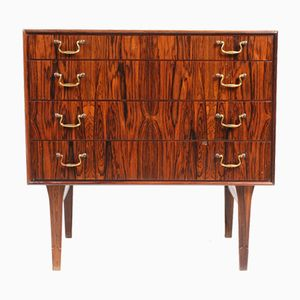 Mid-Century Rosewood Chest of Drawers from Jason Møbler
