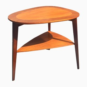 Danish Mid-Century Side Table by Holger Georg Jensen for Kubus, 1960s