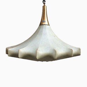 Lampe à Suspension Vintage Cocoon, 1960s