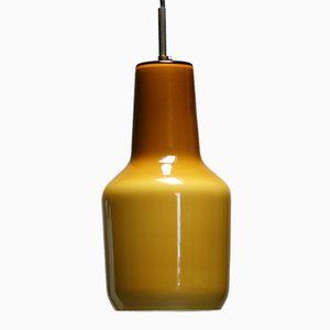 Italian Pendant Lamp by Massimo Vignelli for Venini, 1950s