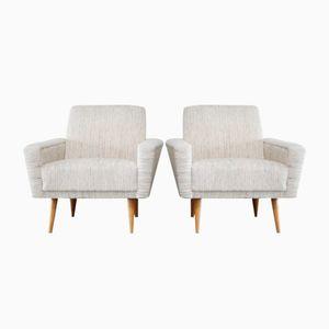 Vintage Antimott Sessel von Walter Knoll, 2er Set