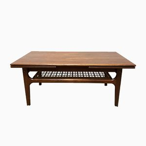 Danish Extending Coffee Table from Trioh, 1960s