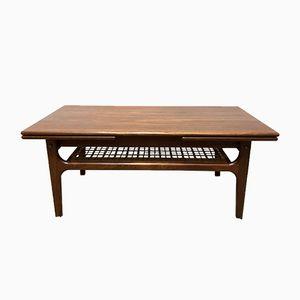 Table Basse à Rallonge de Trioh, Danemark, 1960s
