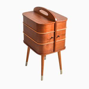 Teak Sewing Box, 1960s