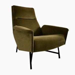 Vintage Armchair by Claude Delor