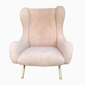 Vintage Senior Sessel von Marco Zanuso für Arflex