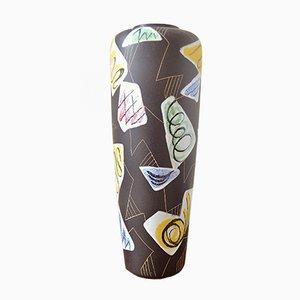 Milano Ceramic Floor Vase from Ruscha Keramik, 1960s