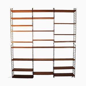 Ladder Regal von Nisse Strinning für String, 1950er