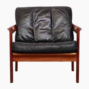 Mid-Century Sessel von Illum Wikkelsø für Niels Eilersen