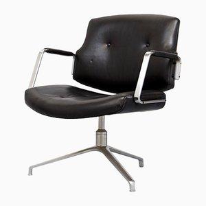 Chaise de Bureau FK84 Mid-Century par Jørgen Kastholm & Preben Fabricius pour Kill International
