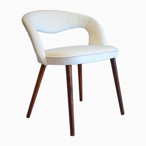 Mid-Century Danish Make-Up Chair by Frode Holm for Illums Bolighus