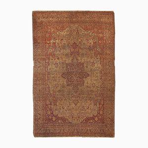 Antiker Türkischer Handgeknüpfter Sivas Teppich, 1900er