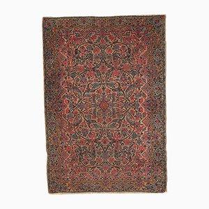 Handgeknüpfter Persischer Kerman Teppich, 1920er