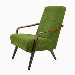 Mid-Century Vintage Czech Armchair, 1960s