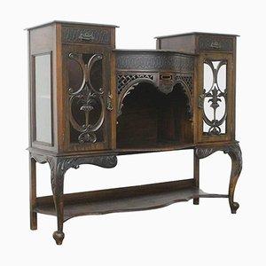 Vintage French Art Nouveau Buffet