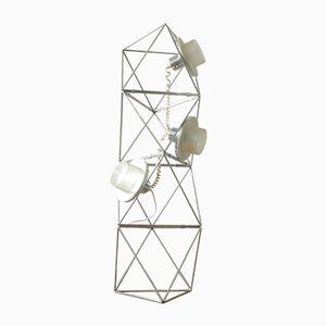 Modulare Italienische Vintage Poliedra Stehlampe von Francesco Ragazzo für Guzzini