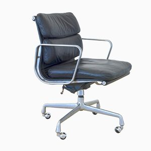 Vintage EA217 Office Chair by Charles Eames for Herman Miller