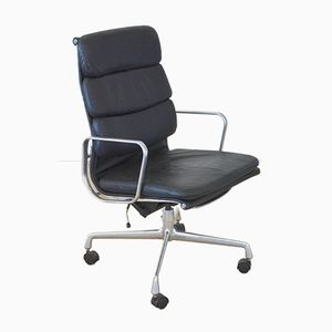 Vintage EA219 Office Chair by Charles Eames for Herman Miller