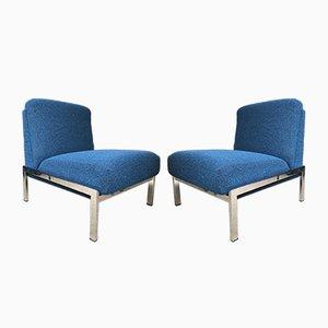 Vintage Samouraï Stühle von Joseph-André Motte, 2er Set