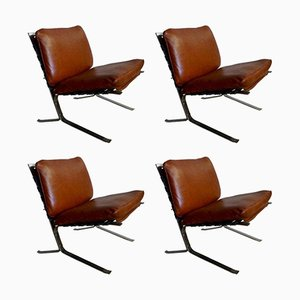 Vintage Joker Chairs by Olivier Mourgue, Set of 4