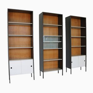 Wall Cabinets by Coen de Vries for Pilastro, 1960s, Set of 3