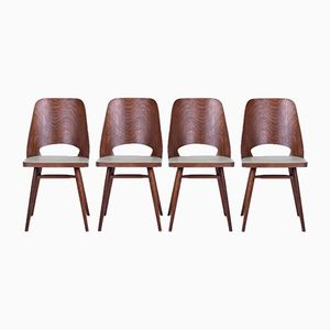 Vintage Chairs by Frantisek Jirak, Set of 4