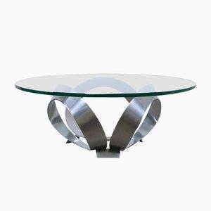 German Diamond Coffee Table by Knut Hesterberg for Ronald Schmitt, 1960s
