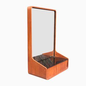 Miroir de Courtoisie Euroika Series Vintage par Friso Kramer pour Auping