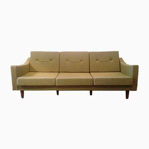Vintage 3-Sitzer Sofa von Steiner, 1960er