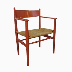 Modell CH37 Stuhl von Hans J. Wegner für Carl Hansen & Søn, 1970er