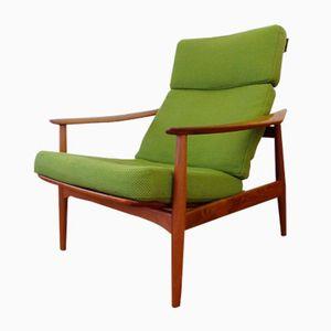 Dänischer Modell FD164 Sessel von Arne Vodder für France & Søn, 1960er