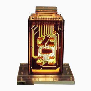 Tischlampe von Gerard Haas, 1980er