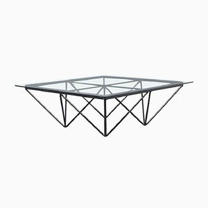 Vintage Steel Wire Coffee Table