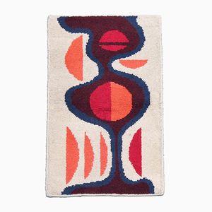 Skandinavischer Vintage Teppich