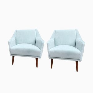 Portuguese Armchairs by José Espinho, 1960s, Set of 2
