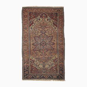 Antiker Persischer Handgemachter Sarouk Farahan Teppich, 1880er