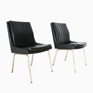 Chaises de Conférence Mid-Century par Martin Stoll pour Giroflex, Set de 2