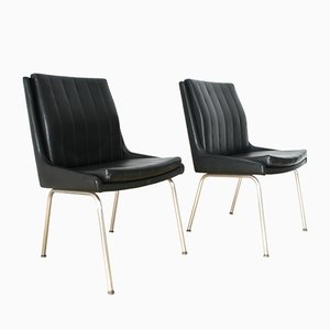 Mid-Century Conference Chairs by Martin Stoll for Giroflex, Set of 2